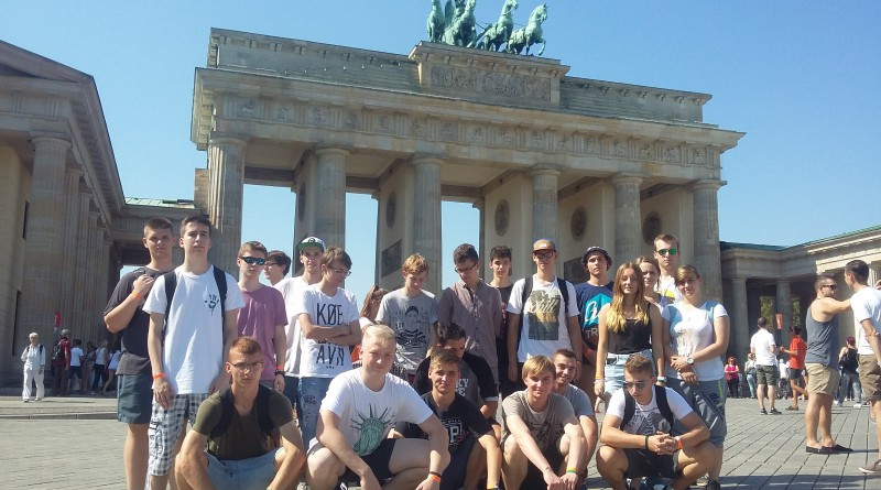 Staże w Niemczech uczniów naszego technikum