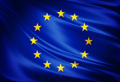 Simbol flag of european union