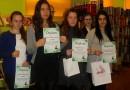Sukces naszych uczennic w konkursie na Limeryk o H. Sienkiewiczu