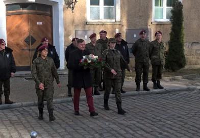 Obchody Narodowego Dnia Żołnierzy Wyklętych w Bolesławcu