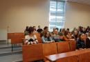 Nasze uczennice na V Otwartym Dyktandzie z Języka Niemieckiego